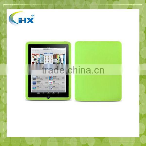 MA-185 Falling-proof & Shockproof Silicone Case for New Ipad / for Ipad 2 Silicone case