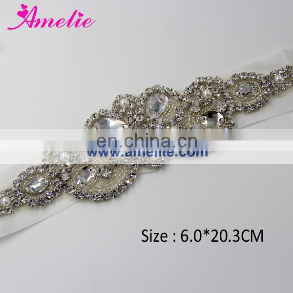 Wedding Dress Matched Bride Belts
