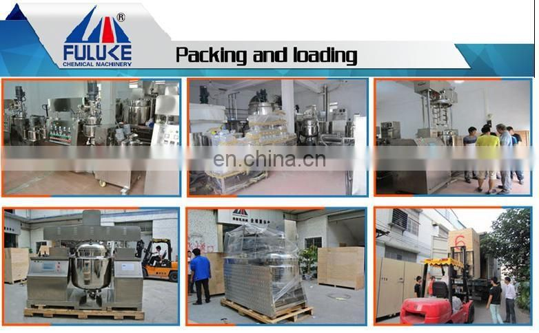 FULUKE Heat Shrink Packing Wrapping Machine Film Automatic Shrink Machine