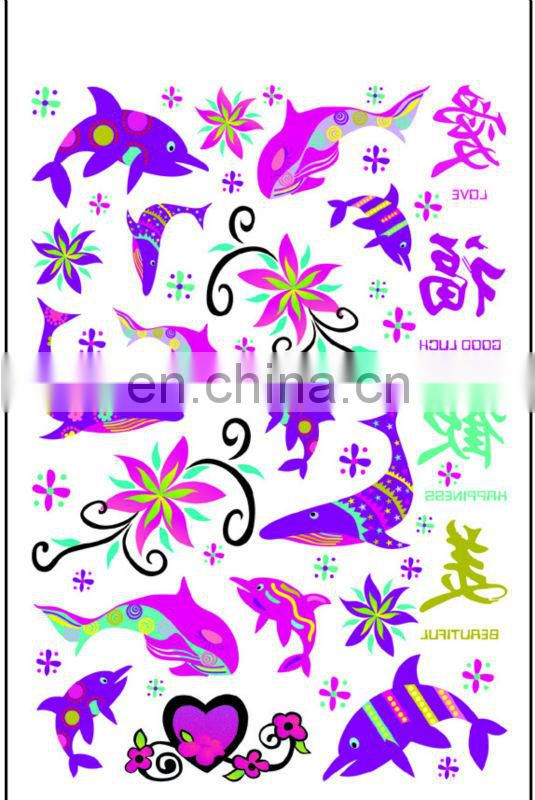 tattoo motif kids for body