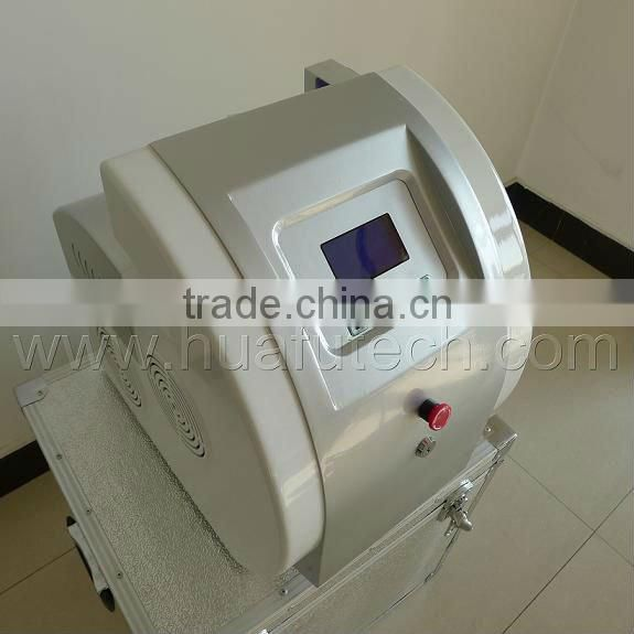 q switch laser spa machine 2013 nd yag laser for tattoo removal
