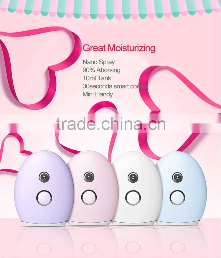 New Product Skin Moisture portable oxygen facial machine