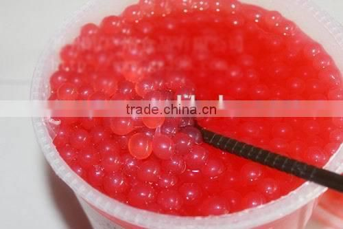 Hot sale machinery automatic natural fruit popping boba machine