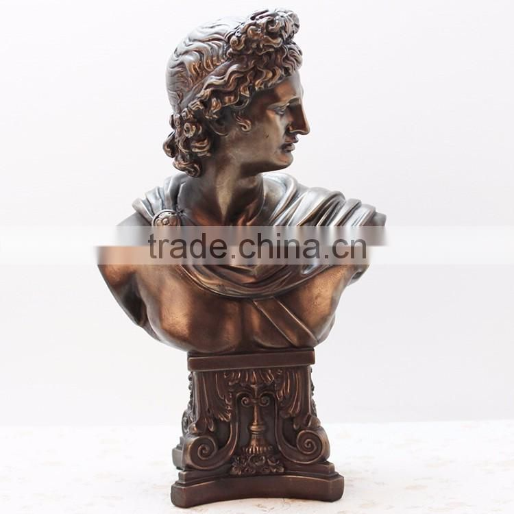 Custom antique resin Venus bronze sculpture