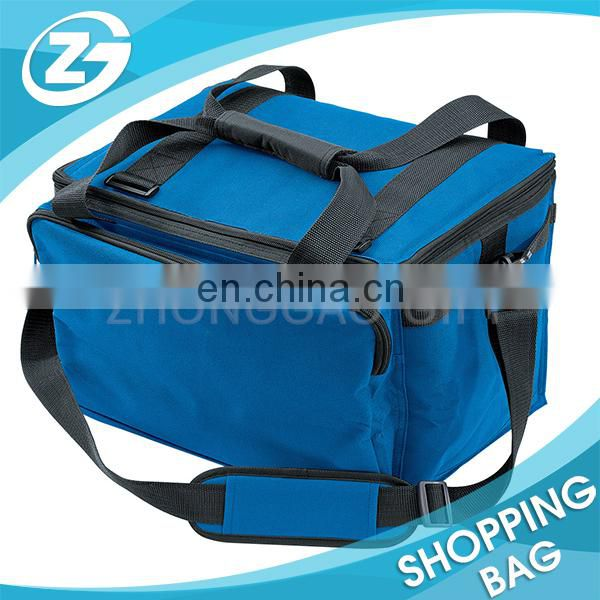 Outdoor Fishing Polyester Lunch Bag Cooler Bag