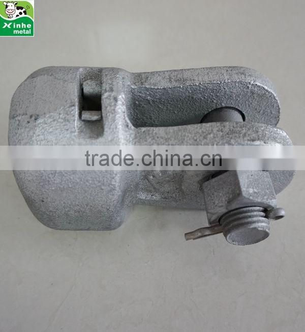 high quality galvanized Ball Clevis Socket Clevis/Socket Clevis For Overhead Line Fitting