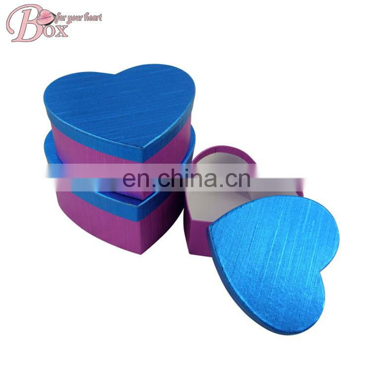 Beautiful Heart Shaped Delicate Candy Box