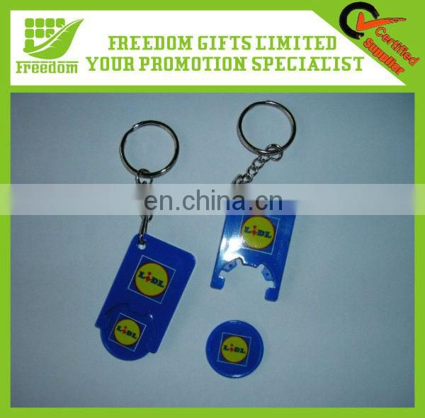 Fashion Style Coin Holder Key Chain