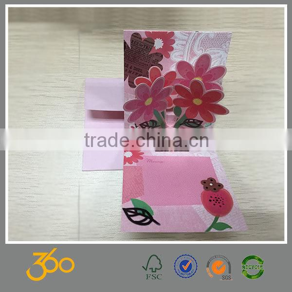 Customized handmade teachers day greeting card paper 3d greeting customized handmade teachers day greeting card paper 3d greeting card image m4hsunfo