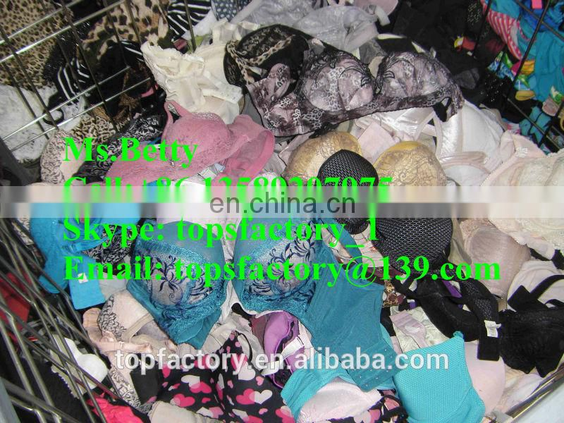 Top Quality Factory bulk second hand clothing unsorted second hand clothes