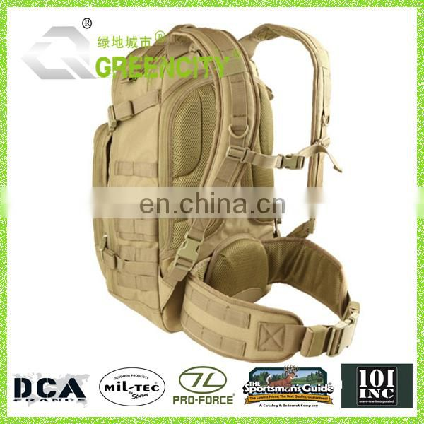 2017 Tactical Gear Military Detachable Pack With MOLLE System
