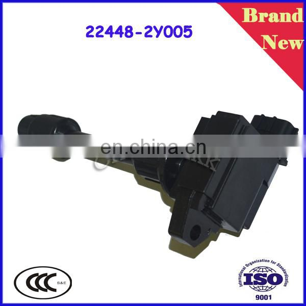 Ignition Coil For Japan Car 1988-1994 OEM:22448-2Y005, 22448-2Y015, 22448-2Y007