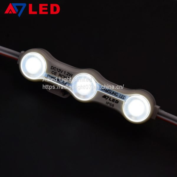 2018 New Hot Wholesale 100% waterproof led module for illumination letters Image
