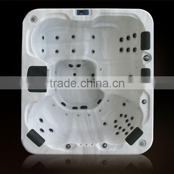 2016 China Manufacturer Whirlpool Outdoor Large Sizes Foot Spa