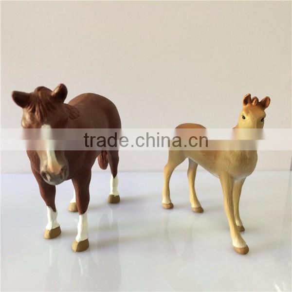 Custom pop small vinyl animal toys wholesale