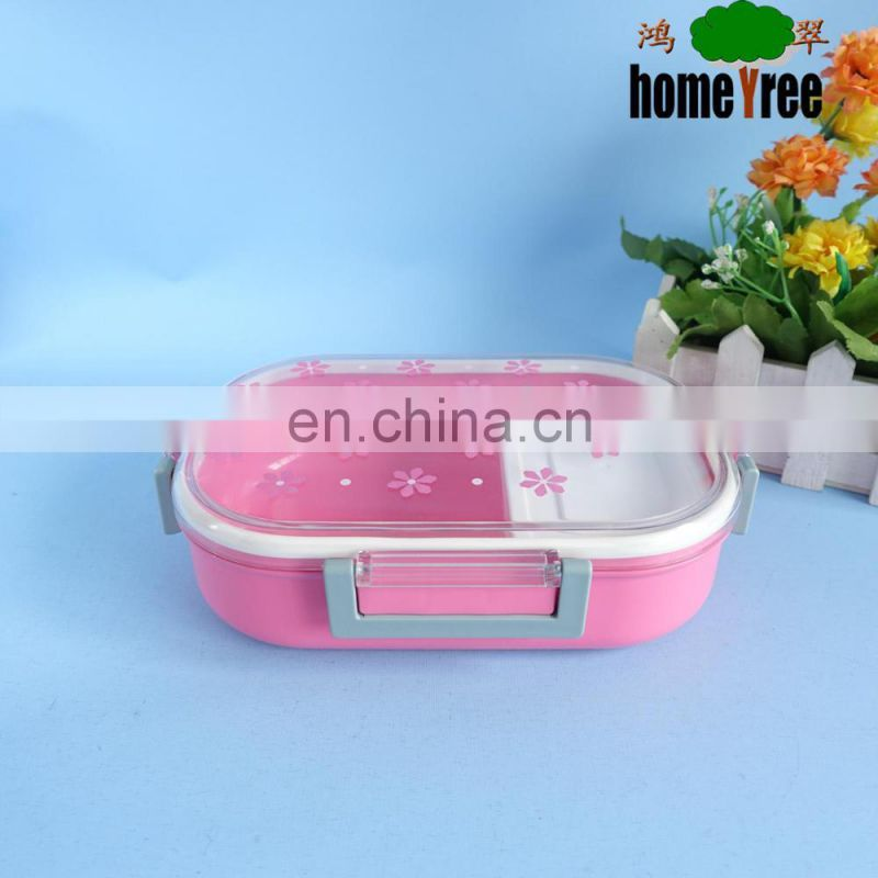 Food Grade Best Selection Children Bento Lunch Box With Soup Container
