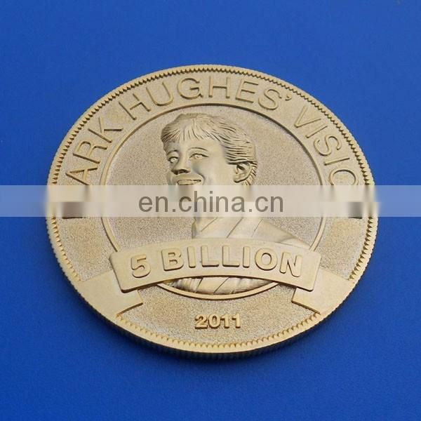 The 11th Annual USMC Birthday Gala Capitale Shinning Gold Coin