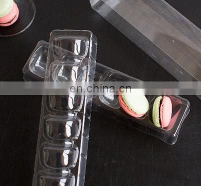 2015 rectangle pvc cake trasparent box