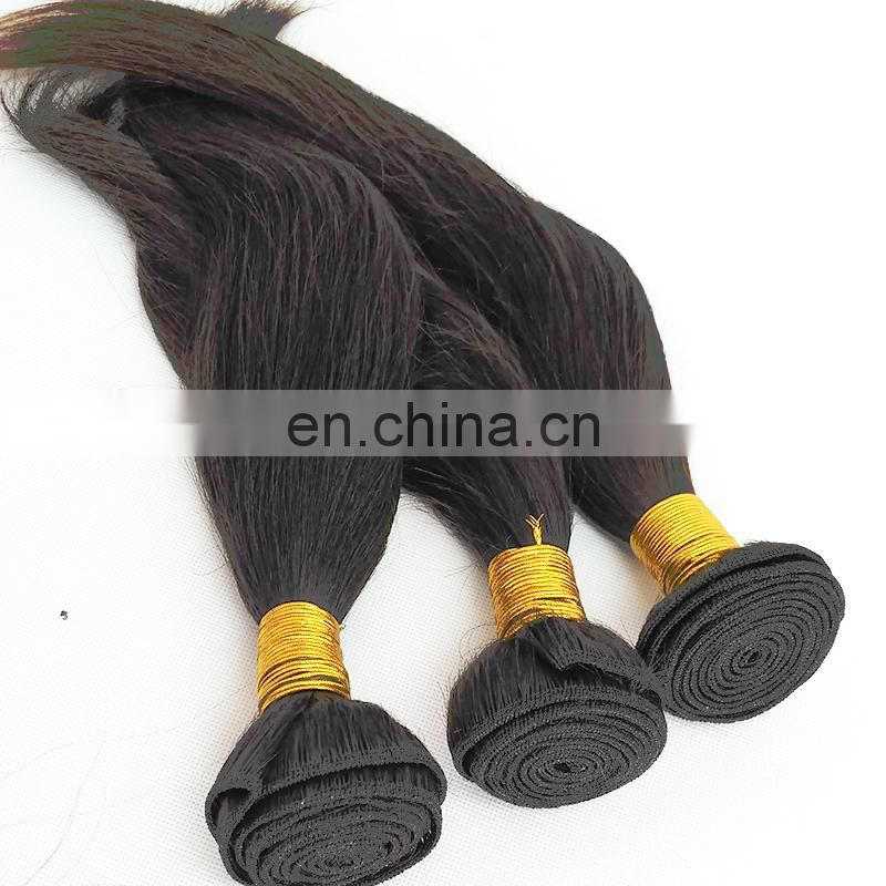 Best Natural Human Hair Extensions China Virgin Remy Hair Weaving