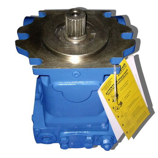 R902041421 Thru-drive Rear Cover Maritime Rexroth A11vo Hydraulic Pump Image