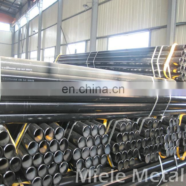 API 5L GR.B ERW Seamless carbon steel pipe