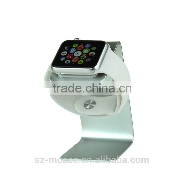 Aluminium Stand Charge Station for Apple Watch 38mm and 42mm,for apple watch charger stand