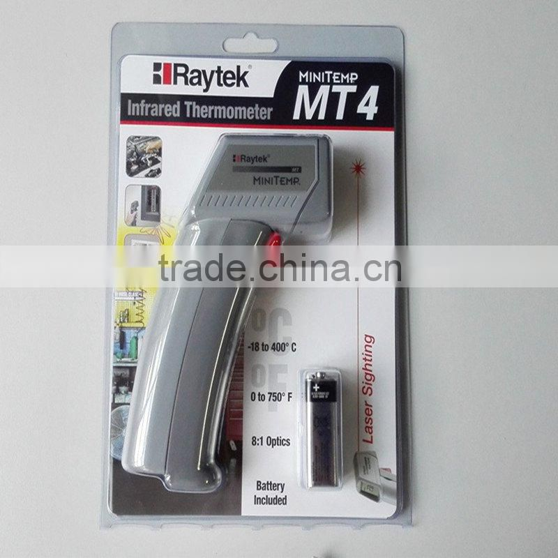 Raytek Minitemp Mt4 Infrared Thermometer Non Contact Thermometer