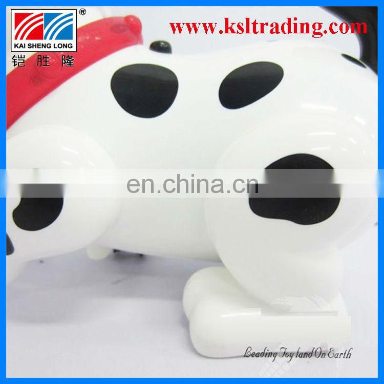 intelligent plastic battery operated walking dog toy for kids