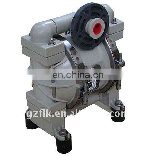 pneumatic diaphragm pump for shampoo transfering