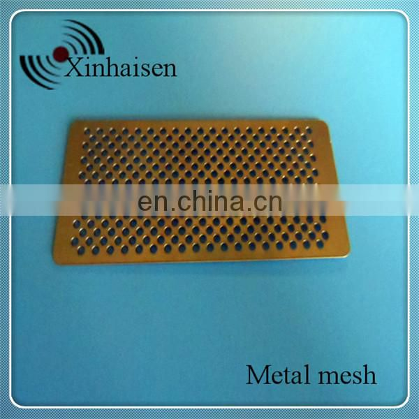 High performance metal filter discs etching coffee mesh
