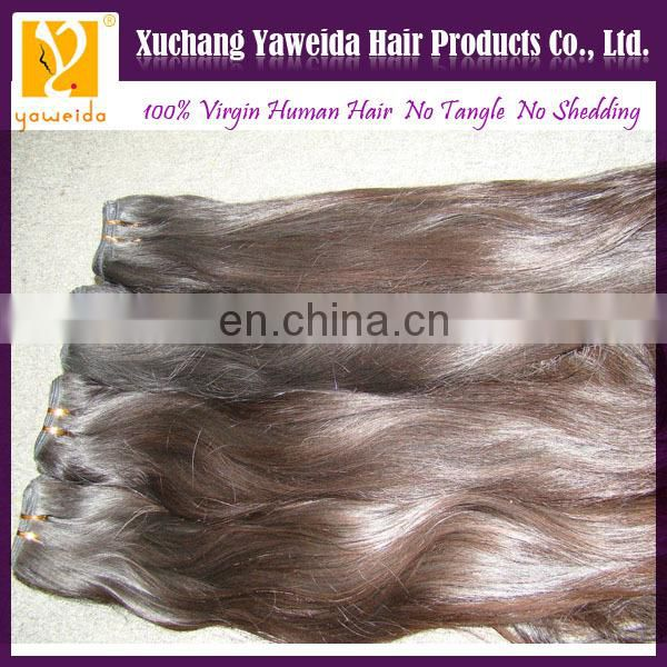 Wholesale price PayPal accepted hot sales Hot sales natural wavy unprocessed virgin raw indian brazilian hair weaving