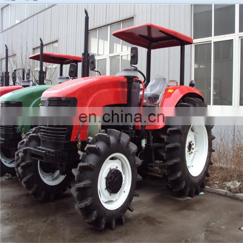 Factory supply high quality tractors the price of a used mini tractor