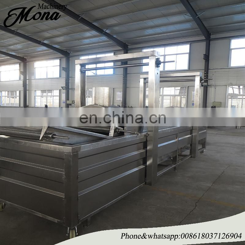 Automatic Continuous Frying Production Line/Fryer Machine