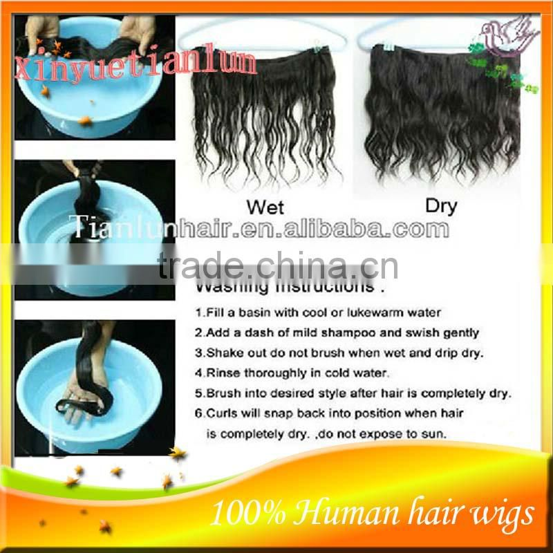 Wholesale Price Unprofessional 100%Brazilian Virgin Human Body Wave Hair Extension