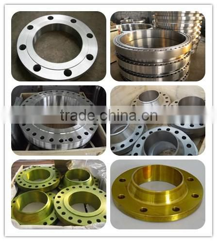 High pressure Customized Forged Carbon Steel Flanges According to Drawings manufacturer with Best price