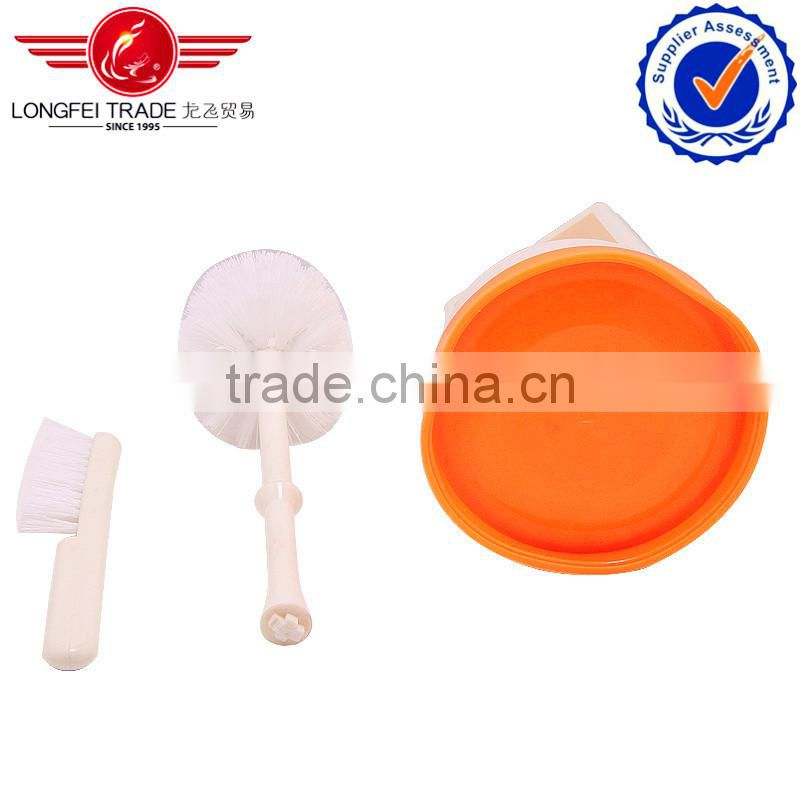 2014 hot selling kitchen cleaning plastic dish brush