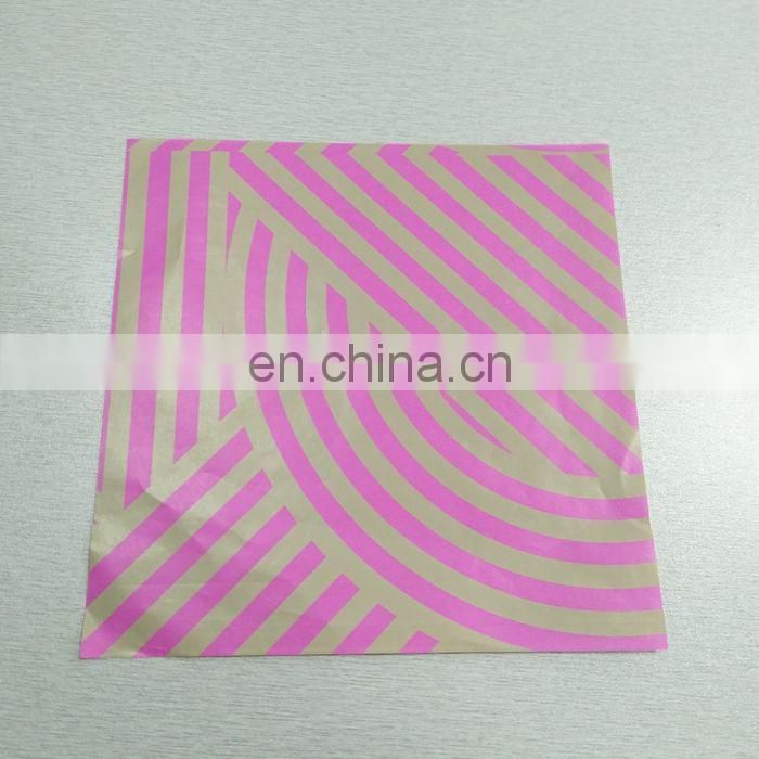 Alibaba hot sale glossy wrapping paper for packing small gifts