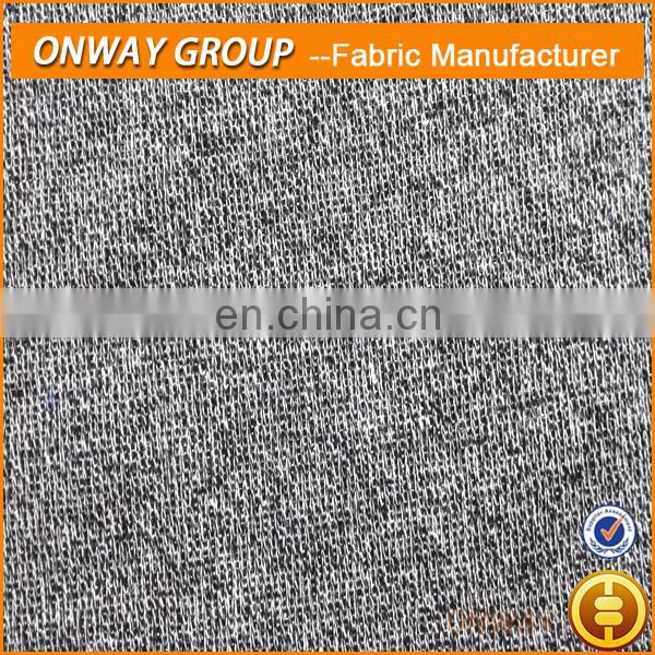 Onway Textile hatchi 100 polyester sweater knitted cable knit fabric sweater fabric