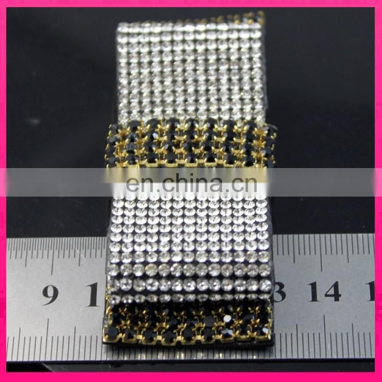 new arrival cheap rhinestone shoe bow for lady shoes