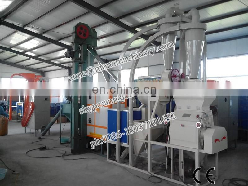 Small wheat flour mill /commercial flour milling machine/wheat milling plant for sale now