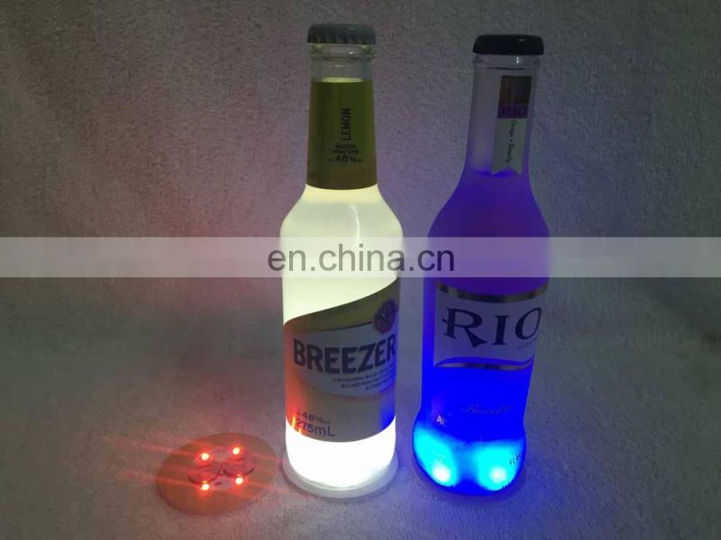 LED Bottle Light with 3M Sticker LED Bottle Sticker
