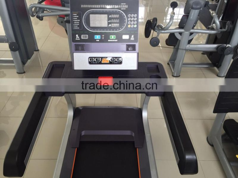 New Model TZ-8000 5HP AC commercial treadmill for wholesale