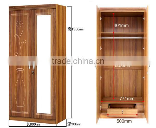 W972 low price factory outlet distressed wood bedroom furniture