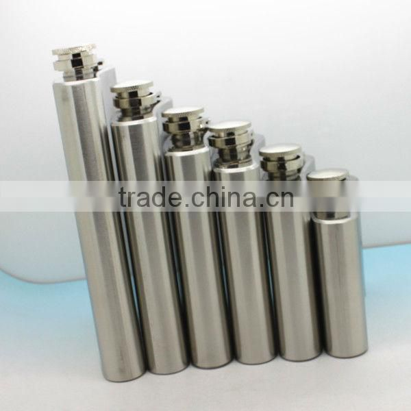 HOT!!7oz Stainless Steel Flask