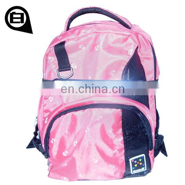 Hot sale novelty backpack straps decorative belts bag light up backpack straps