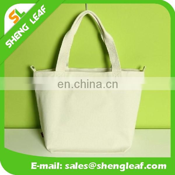 Promotional Cotton Canvas Tote Bag Beach Bag Shopping Bag