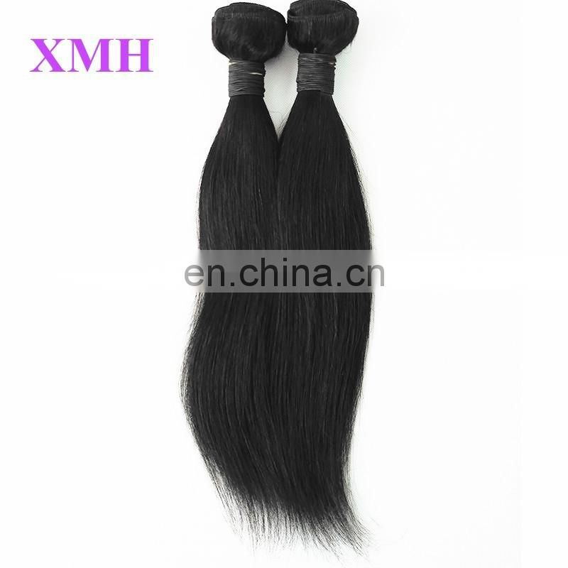 Wholesale Cheap Human Hair Weave Factory Price peruvian virgin hair straight