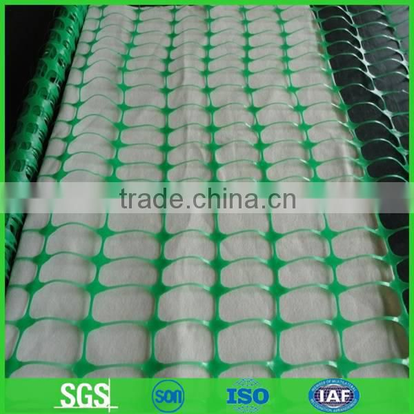 Barrier Fence yellow Plastic Safety Net