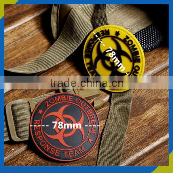 patch for canvas backpack badge