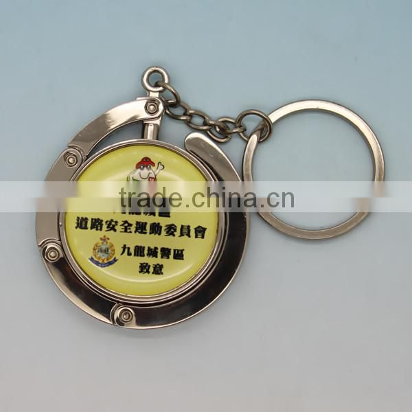 Customized Bag Hangers For Tables With Crystal Made In China